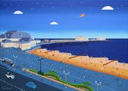 Worthing Pier and Prom new commission